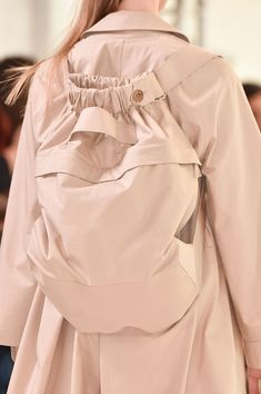 Christophe Lemaire Spring 2015.