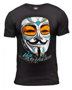 Find freshest and cool t shirts for men on RebelsMarket for affordable prices. Explore wicked unique designs that fit your taste and style. We ship worldwide. Cool Shirts For Men, Daytime Outfit, Cool Graphic Tees, Simple Prints, Mens Tees, Workout Shirts, Printed Shirts, Shirt Designs, Shirt Print