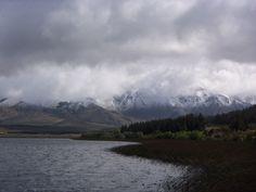 Chubut, Esquel Laguna La Zeta