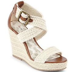 wedges please