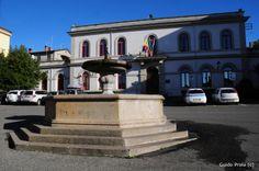 Canale Monterano - PIazza del Comune