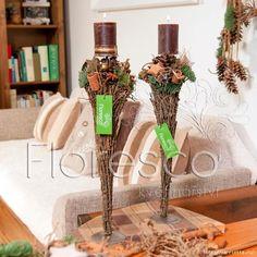 Рождественская флористика. Красивые идеи для праздничного интерьера (7) (600x600, 203Kb)