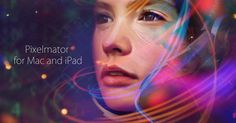 Full-featured image editing app for the Mac and iPad.