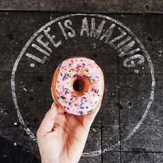 Donuts are amazing too! @spreadfashion #inspo