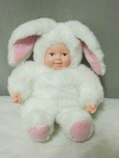 Anne Geddes Bunny Doll
