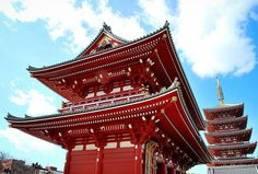 Tokyo never fails to impress as it gears up for #Tokyo2020 where millions of people are coming to visit for the Summer Olympics.  In this photo a cleverly angled peek of the Asakusa temple minus the thousands of people shows the serenity and beauty of the shrines on a clear day. . . . . . #tokyo #japan #visitjapan #visittokyo #asakusa #japanese #travel . . . Visit Tokyo, Visit Japan, Tokyo 2020, Tokyo Japan, Japanese Travel, On A Clear Day, Instagram Travel, Summer Olympics, Big Ben