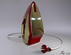 iron-man-iron. Because why not?