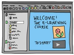 eLearning Tools for Designing Better Courses  Listed in this article is an extensive list of eLearning tools and resources that help build eLearning courses better and faster. From authoring tools, to audio-video tools, to icon resources, these are all the eLearning tools that help instructional designers: Authoring Tools Authoring tools put together the basic blocks of an eLearning course. They stitch together the fundamental content that will reach the user.