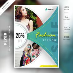 Business Cards Layout, Business Flyer Templates, Flyer Design Templates, Graphic Design Flyer, Brochure Design, Flyer Fashion, Creative Flyers, Creative Flyer Design, Creative Posters