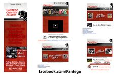Pantego Christian Academy (Arlington) Custom Facebook Page - designed by The Marketing Twins The Marketing, Marketing Ideas, School Advertising, Secret Boards, Facebook Fan Page, Independent School, Christian School, Private School, Page Design