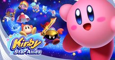 Kirby Star Allies for Nintendo Switch  Official Site http://bit.ly/2lnzap3 #nintendo