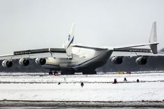 Photo of ADB Antonov An-225 Mriya (UR-82060) ✈ FlightAware