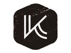 K logo | Dribbble - Company logo by Jonathan Averstedt