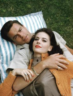 Robert Wagner & Natalie Wood