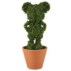 Disney Topiary Statue - Flower and Garden - 2012 Mickey Mouse