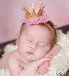 Дети девушка цветок принцесса короны повязка резинки ободки для новорожденных аксессуары для волос дети волос руководитель группы украшения hairband