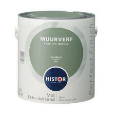 Histor Perfect Finish muurverf geordend mat 2,5 liter in de beste prijs-/kwaliteitsverhouding, uitgebreid assortiment bij GAMMA