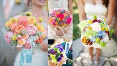 Свадебные букеты 2015: 7 горячих тенденций