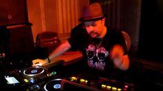 "KING OF HOUSE MUSIC ""LOUIE VEGA"" at DJOON CLUB PARIS MAY 2012"
