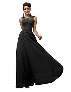 b0138fb2b4c online shopping for VaniaDress Women Elegnat Lace Sheer Neck Bridesmaid Evening  Dress Prom Gown from top store. See new offer for VaniaDress Women Elegnat  ...