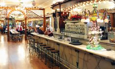 zaharakos-marble-counter Columbus Indiana #1 ice cream spot destination in Indiana