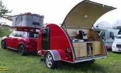 Mini- camping