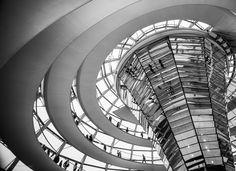 -Reichstagskuppel- von Andi L.