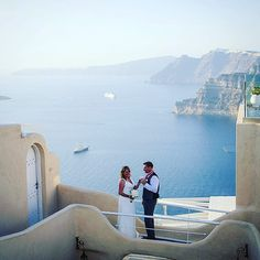 What better place to get married than on the most #romantic and spellbinding #Greek #islandthat is #Santorini. Such a #special day requires an equally special venue. Let us show you how #dreams do come true. The Suites of the Gods complex is an exclusive intimate and elegant retreat overlooking one of the most #magical sights of the world the #Caldera. Which means its the #perfect location to hold private parties #events #weddings wedding receptions and many other functions. Book…