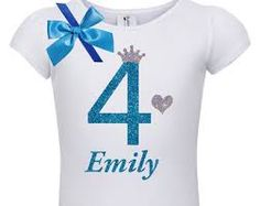 Image result for emily 4th birthday t shirts