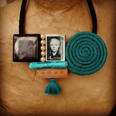 Necklace - upcycling passion
