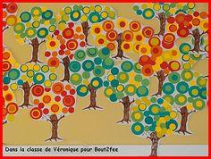 arbre automne