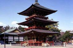 The Temple in Narita, Jp