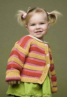 Its a boy congratulations william kate what would you knit ravelry striped cardi pattern by lion brand yarn fandeluxe Gallery