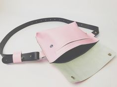 Glove Box Leather crossbody bag, leather waist bags, Leather belt bag, fanny pack, men's belt bag, handmade belt bag
