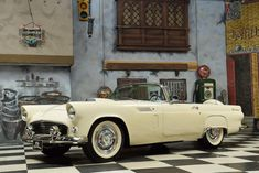 - This Thunderbird is a true classic from the The by American standards small Convertible in a very good condition. Thunderbird Car, Buick Wildcat, Best Car Insurance, Cars And Motorcycles, Used Cars, Antique Cars, Vintage Cars, Cars For Sale, Cool Cars