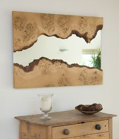 "burred wood ""river mirror"""