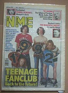 NME 1992 Teenage Fanclub