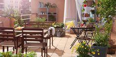 Decoración exterior: terraza o jardín. Claves para elegir los muebles que mejor se adapten a tu espacio, la iluminación y la decoración que le dará personalidad a tu terraza, tu ático, balcón o jardín.
