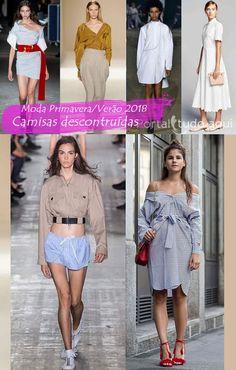 7c6e37a6790 Moda feminina primavera verão 2018 e suas principais tendências