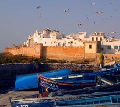 Les plus belles excursions autour de Marrakech : Essaouira