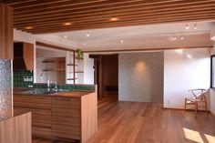 Mさんの家 BLOG見学会 | ハンズデザイン一級建築士事務所 Home Kitchens, Bathtub, Bathroom, Design, Standing Bath, Washroom, Bathtubs, Bath Tube, Full Bath