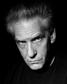 "DAVID CRONENBERG - Director of ""Naked Lunch"""