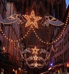 Marchés de Noël à Strasbourg - Photo Gite en Alsace