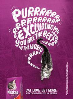 Whiskas Magazine on Inspirationde Pet Branding, Animal Magazines, Creative Advertising, Social Media Design, Graphic Design Art, Pet Store, Magazine Art, Dog Design, Banner Design