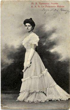 Princesse Hélène de Serbie