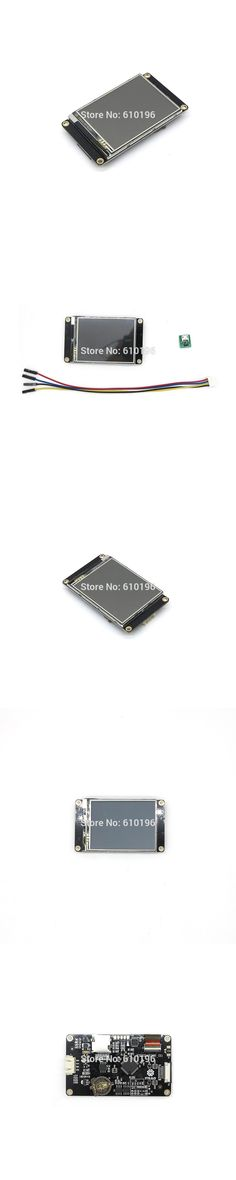 Nextion Enhanced 2.8'' HMI  USART UART Serial LCD Display Module TFT Touch Panel for Arduino Raspberry Pi ESP8266