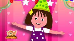 It's Your Happy Birthday - Nursery Rhyme with Karaoke