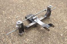 Lowrider Radio Flyer build