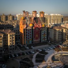 The Tianzi Hotel - Hebei - China (von Sunset Noir)