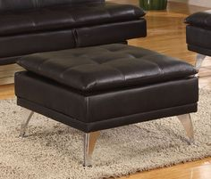 Frasier Ottoman | Acme Furniture | Home Gallery Stores